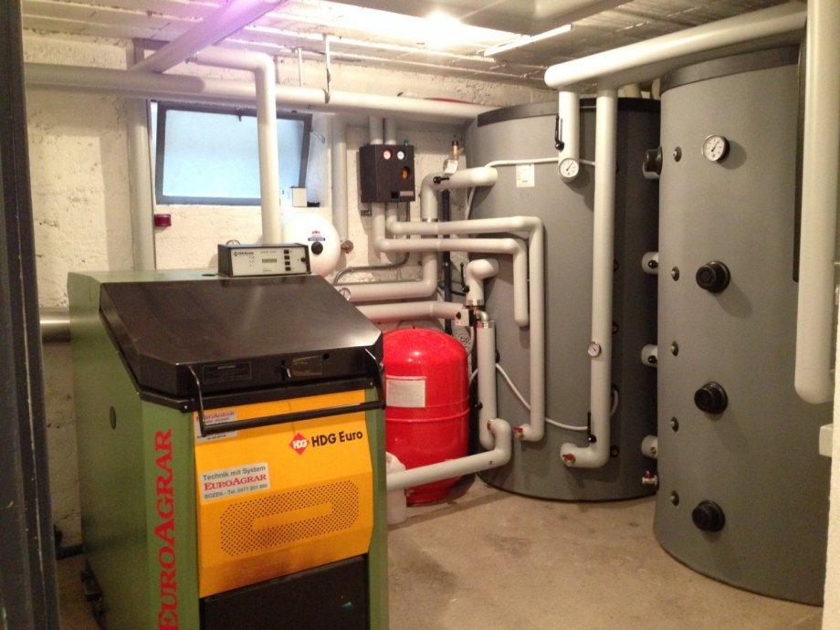 Impianti A Cippato Riscaldamento Prestazioni M Amp M